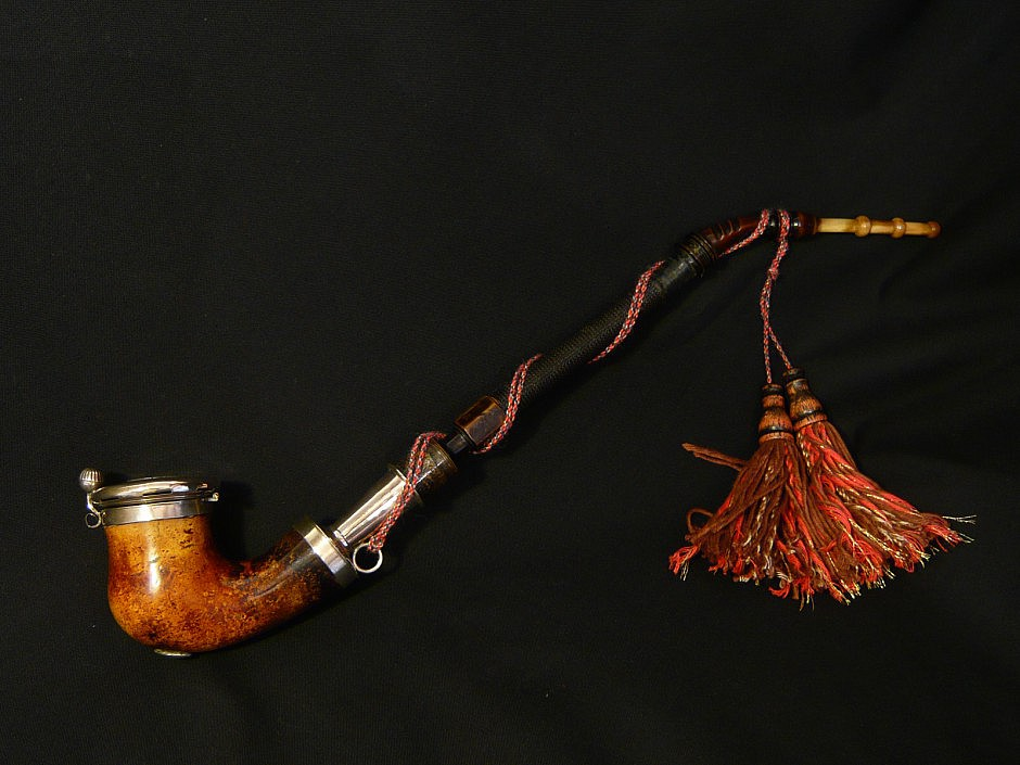 antique meerschaum pipe