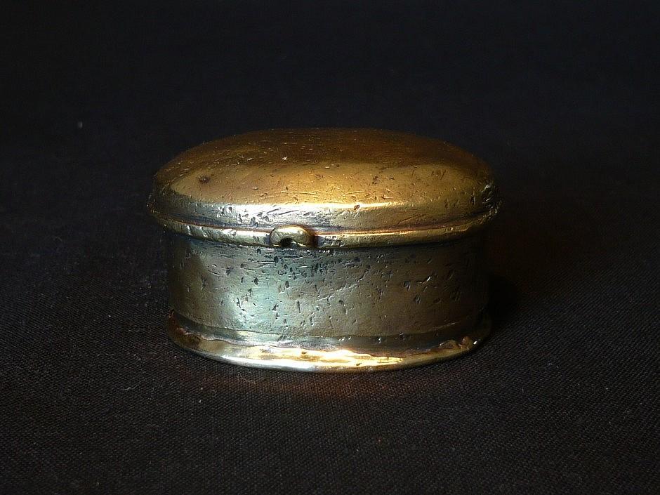 Baroque snuffbox (Stülpsnuffbox)