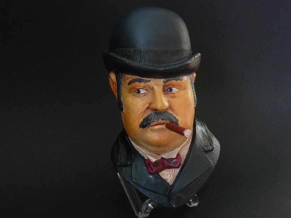 Dr. Watson head
